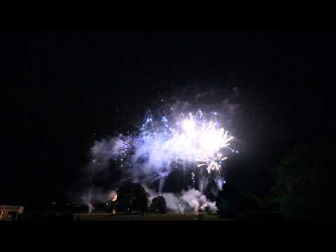Gadsby Wicks 20 Year Anniversary Pyromusical