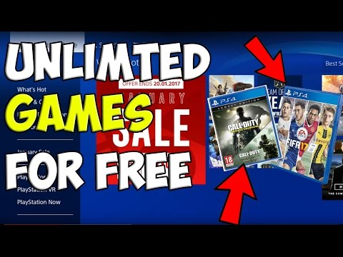 HOW TO GET PS4 GAMES FOR FREE (LEGAL) MAY 2017 *WORKING* 2017