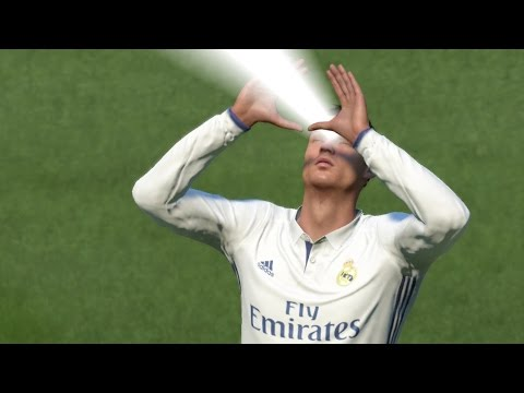 FIFA 17 NEW CELEBRATIONS TUTORIAL