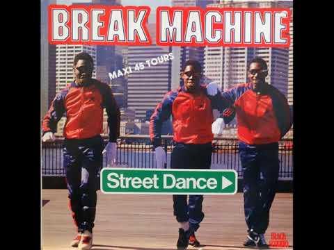 Break machine - Street dance (extended version)