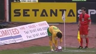 2008-11-22 St Mirren v Celtic 1st Half