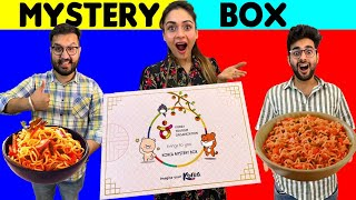 Unboxing The KOREA MYSTERY BOX From South Korea