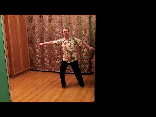 Мастер-класс по бальным танцам (досуговое мероприятие) Часть 2 (Кумбия)