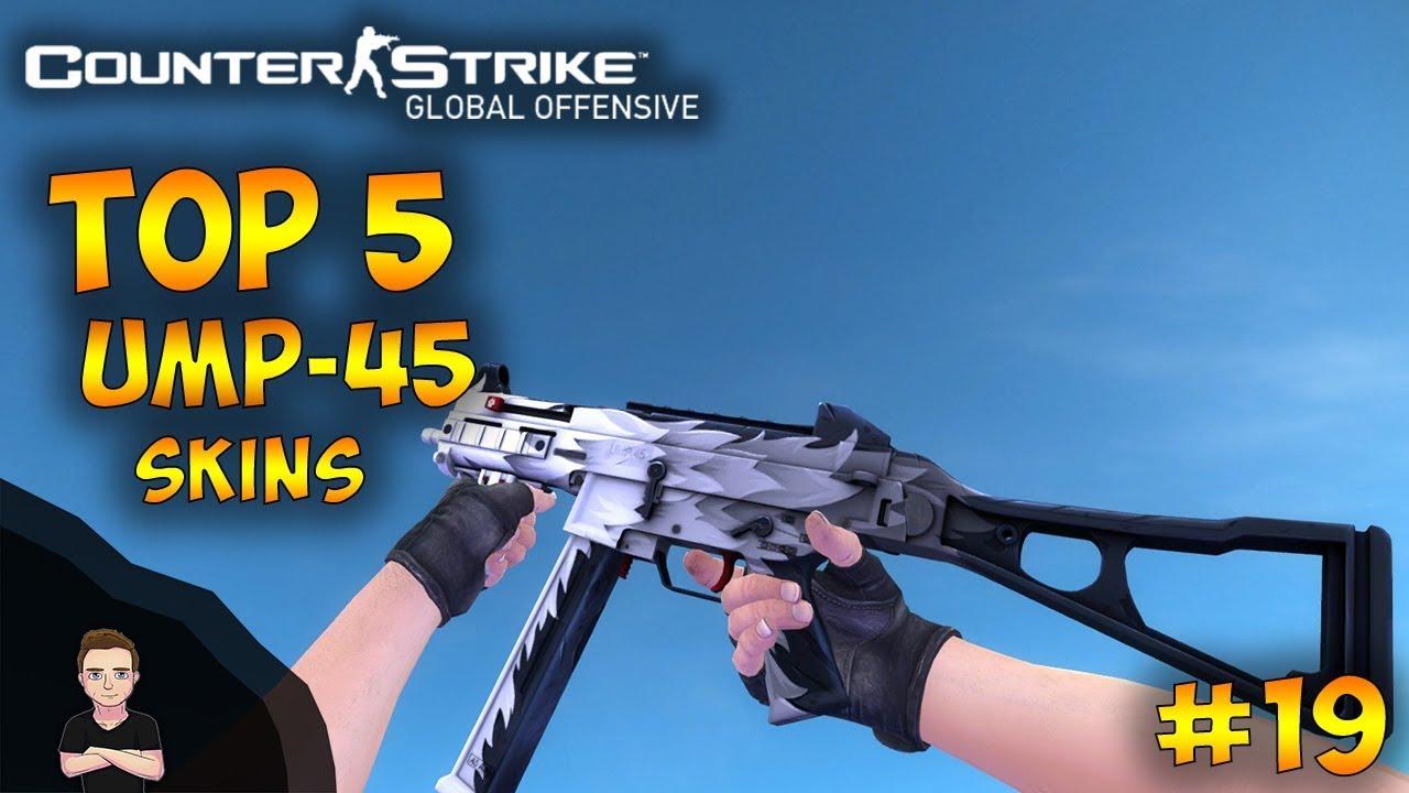 Top 5 best looking UMP-45 skins in CS:GO - Part 19