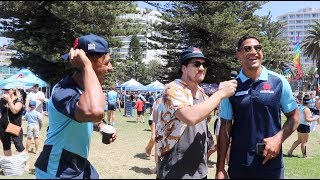 TRRU TV: Beach Rugby Festival 17/02/18