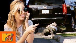 Ashley Tisdale's Accidental Hit & Run | Punk'd