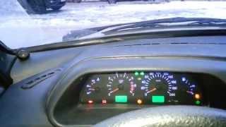 видео Особенности панели приборов на ВАЗ 2108