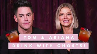 Tom Sandoval & Ariana Madix Get Drunk With a Ghost & Talk Sh*t About 'Vanderpump Rules' Cast | Cosmo