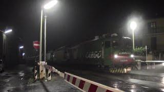 Treno fantasma sulle Nord