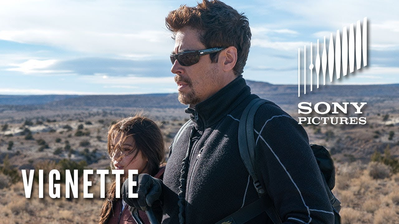 SICARIO: DAY OF THE SOLDADO Vignette - Going To War