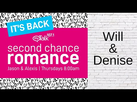 Second Chance Will & Denise - Was Will Cute or Creepy?