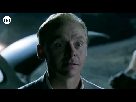 Simon Pegg  Top of the World, Hecky  Mob City  TNT