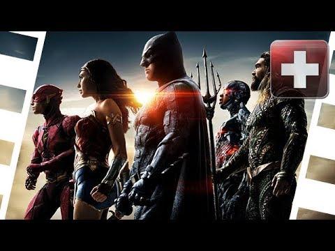 Kino+ 56 | Justice League, Fikkefuchs, Teheran Tabu & Deadpool 2