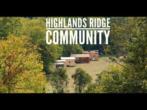 Highlands Ridge An Off Grid Community  Commercial