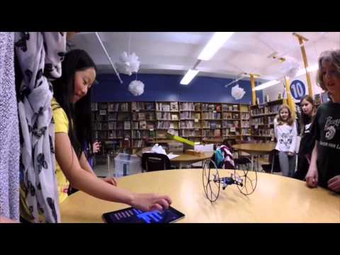 [Community Project] Programming a Mini Drone Using Tickle App @Hillcrest