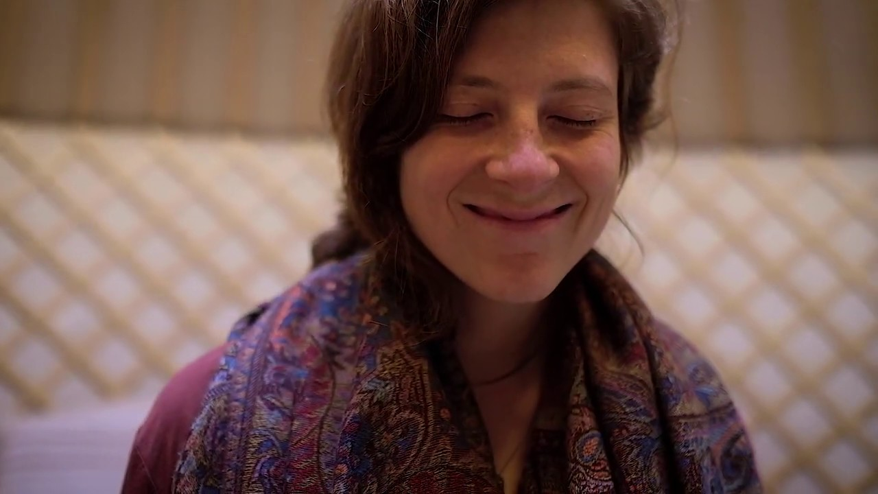 Follow your voice - Yurte Session #2 - Angi & David