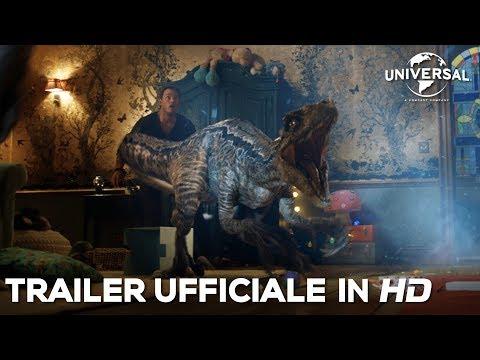 JURASSIC WORLD - IL REGNO DISTRUTTO - Trailer Finale