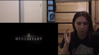 Hereditary Official Trailer Reaction