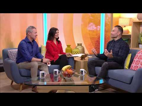Commando Steve Willis on how he finds balance in family life.