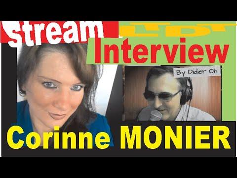 STREAM INTERVIEW : Corinne MONIER !