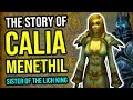 The Story of Calia Menethil (Artha's Sister!) - Warcraft Lore