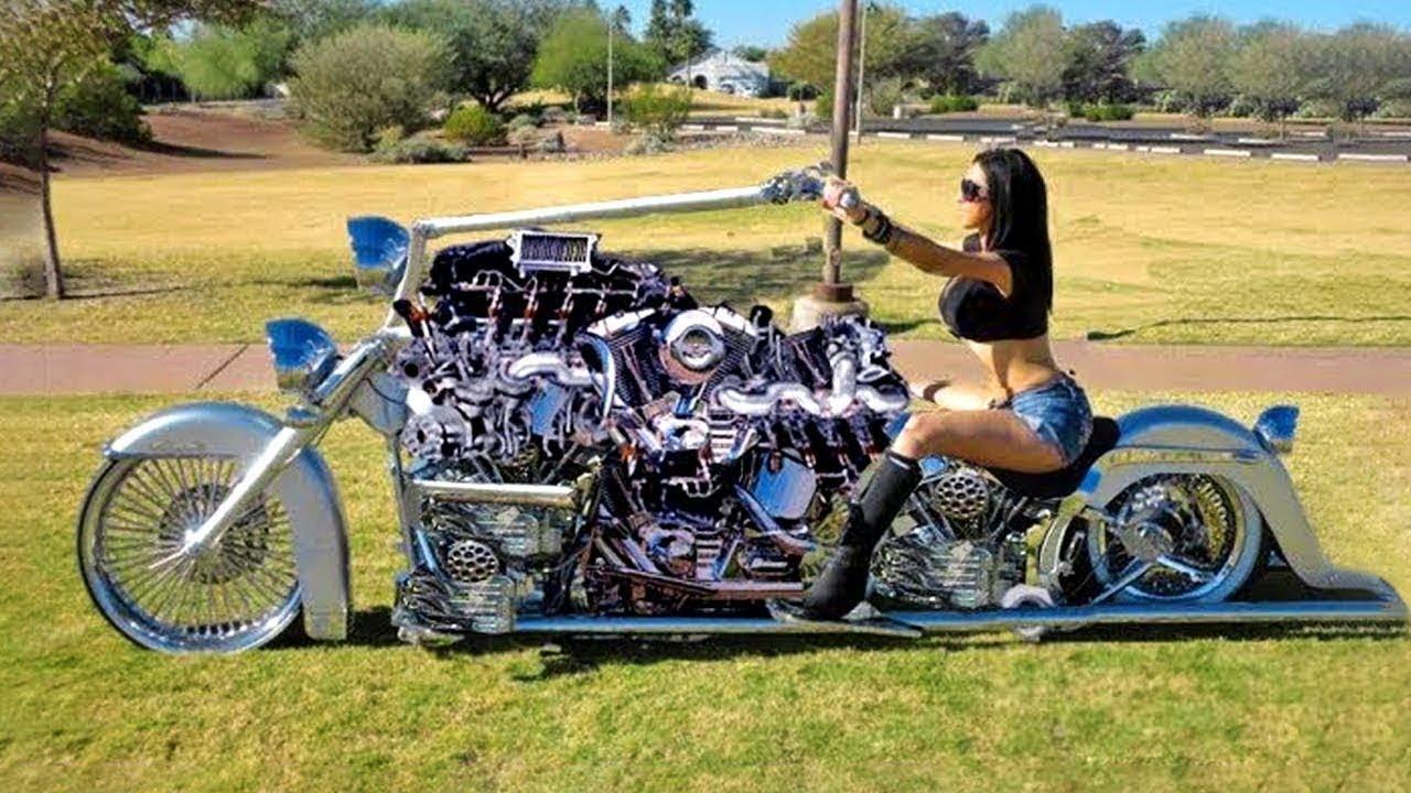 unusual motorcycles weirdest most