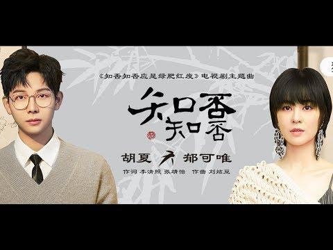郁可唯/胡夏 《知否知否》|電視劇《知否知否應是綠肥紅瘦》主題曲高音質歌詞版MV(趙麗穎,馮紹峰,朱一龍主演)|The Story Of MingLan OST