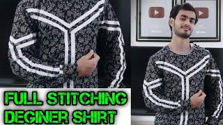 Neues design-shirt Nähen, AJ Fashion