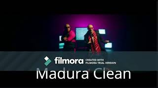 Madura-cosculluela Ft. Bad Bunny(clean/limpia)