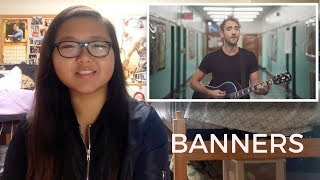BANNERS - Someone To You (Music Video) REACTION!!!