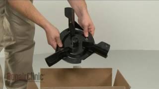 AriensSnowblower Impeller Replacement, Repair #00485551