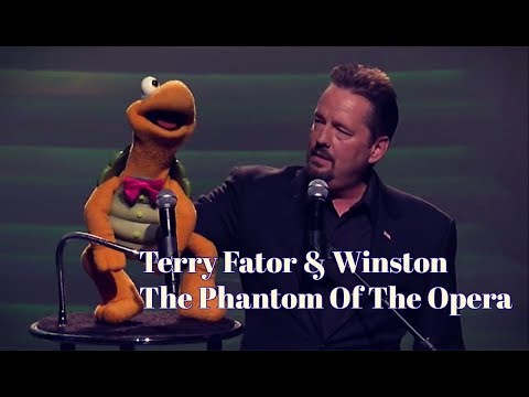 Terry Fator & Winston perform The Phantom Of The Opera Live in Las Vegas 2014