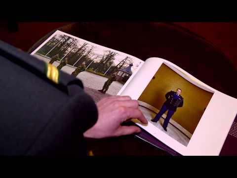 cadet schittert op foto World Press Photo