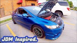 HOW a Honda Si should LOOK!