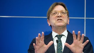 video: EU vaccine drive is a 'fiasco', says Guy Verhofstadt