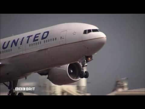 Heathrow: ruch pod kontrolą w BBC Brit