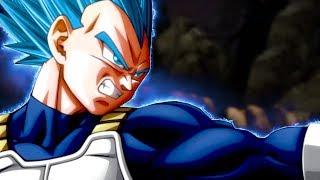 Dragonball Super Folge/Episode 123-126 Spoiler: Vegetas WAHRE Power