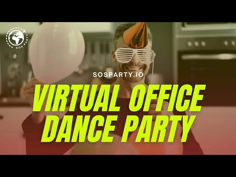 Virtual Dance Party for Office Employees