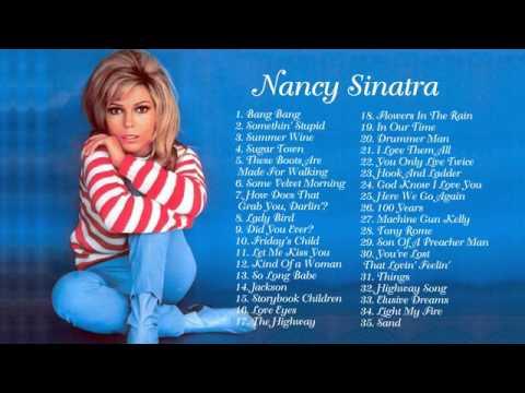 Nancy Sinatra  The Greatest Hits
