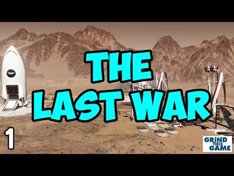 Surviving Mars #1 - THE LAST WAR Mystery - Opportunity Update (TUNNELS!)