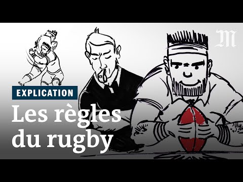 Comprendre les règles du rugby pour la Coupe du Monde 2019