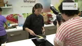 Ginseng Ontario Recipe- 蜜糖西洋參雪糕