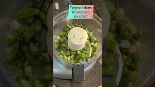 Cacio & pepe parfumé aux asperges