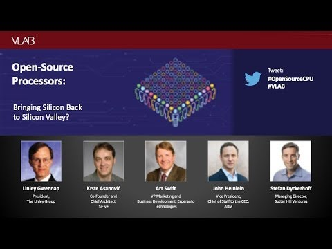 Open-Source Processors: Bringing Silicon Back to Silicon Valley?