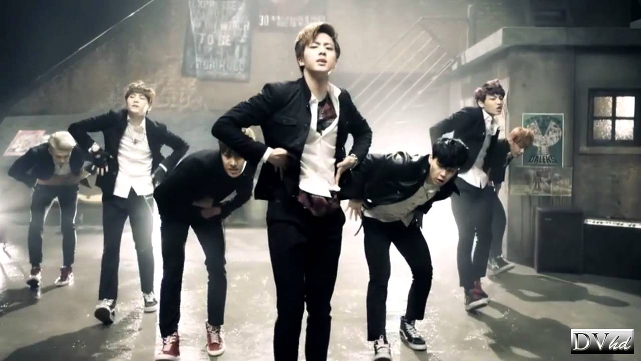 Bangtan Boys Bts Boy In Luv Dance Version Dvhd Youtube