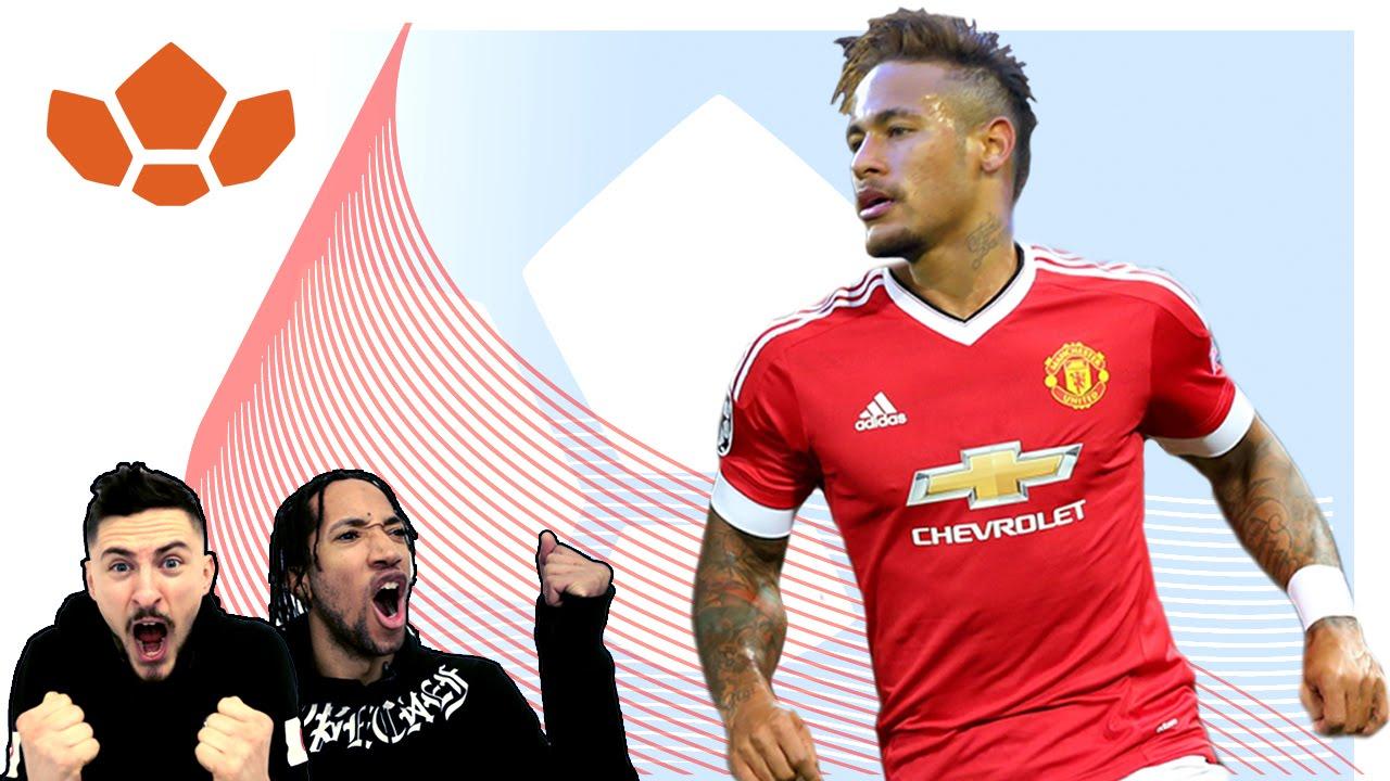 Neymar Revealed As Man Utds