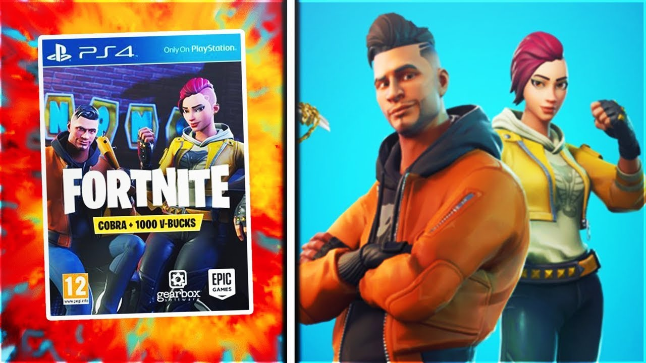 the new cobra crew bundle fortnite ps4 eu exclusive cobra skin bundle leaked cobra skin set youtube the new cobra crew bundle fortnite ps4 eu exclusive cobra skin bundle leaked cobra skin set
