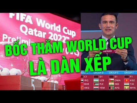Lộ Bằng Chứng AFC Dàn Xếp Bốc Thăm World Cup, Các Đội Chung Bảng Đấu Phát Ngôn Gây Ngỡ Ngàng Về VN
