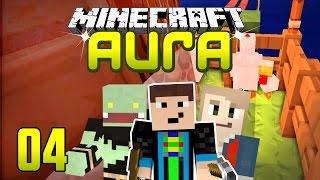Minecraft AURA #4 - AUF AUF in den Kampf! l Minecraft AURA GommeHD