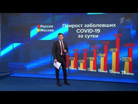 Всего в России инфицированы COVID-19 чуть более 47 тысяч человек.